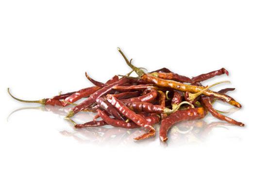 Chiles de Arbol Dried Dried de Arbol Peppers Marx
