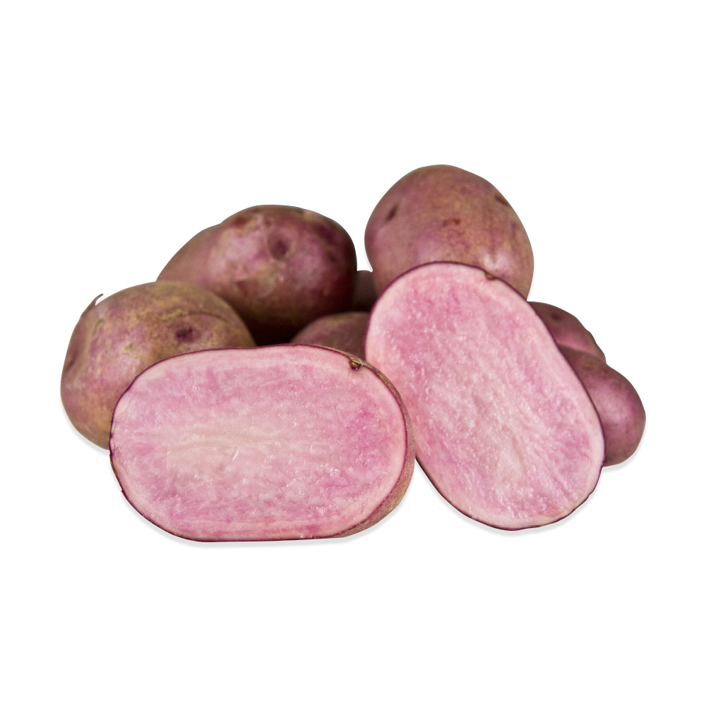 All Red Heirloom Potatoes