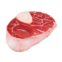 uncooked bison osso bucco, 1 piece