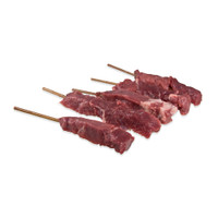 Bison (Buffalo) Skewers