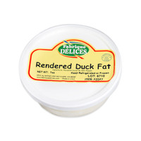 All Natural Rendered Duck Fat