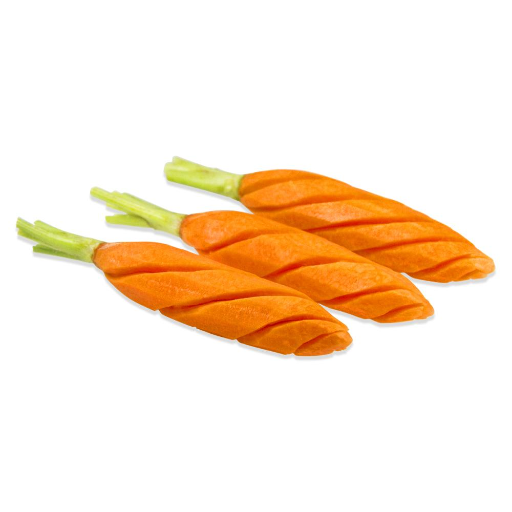 Specially Cut Carrots-1