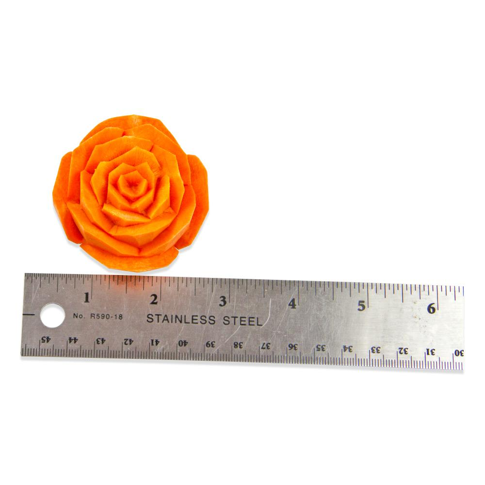 Hand Carved Roses-3