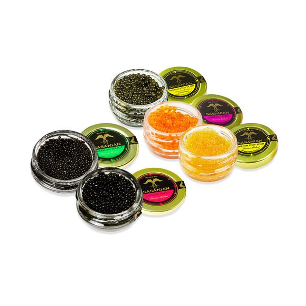 Caviar Sampler