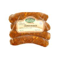 Package of 4 Fabrique Délices chorizo sausages