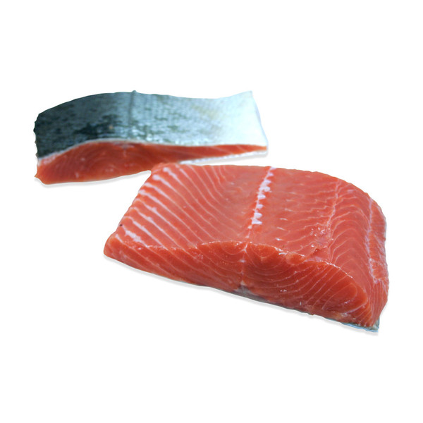 Wild Coho Salmon Fillets