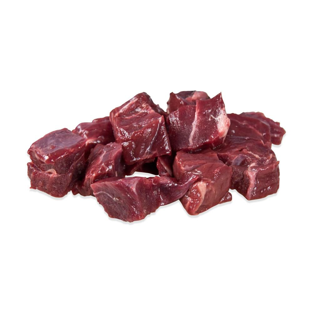 Elk Stew Meat