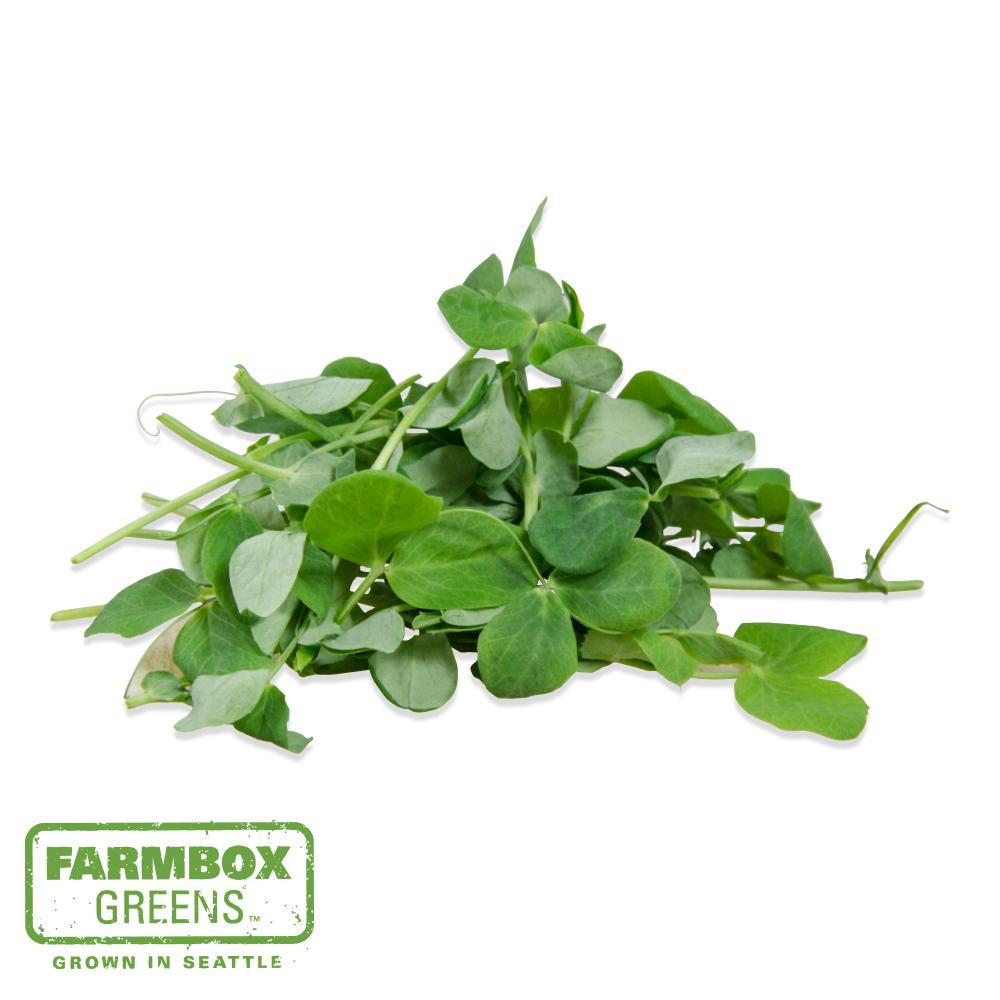 Farmbox Pea Shoots