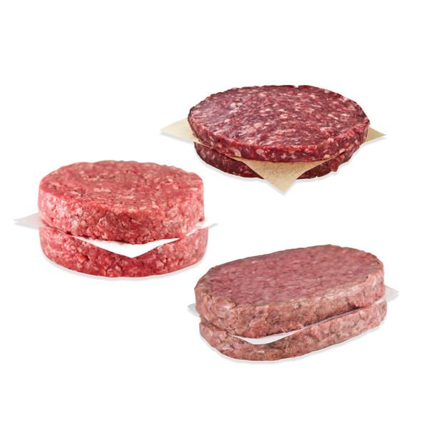 Specialty Burger Sampler - 5lbs