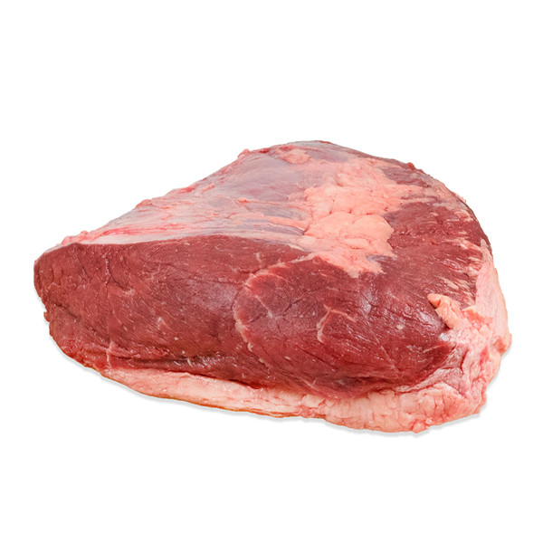 Grass-fed beef coulotte, raw