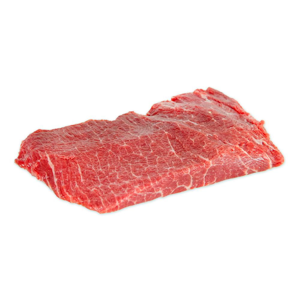 Grass-fed Beef Flat Iron Steaks-1