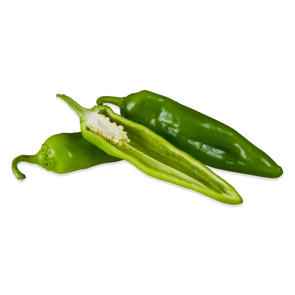 Green Anaheim Chilies
