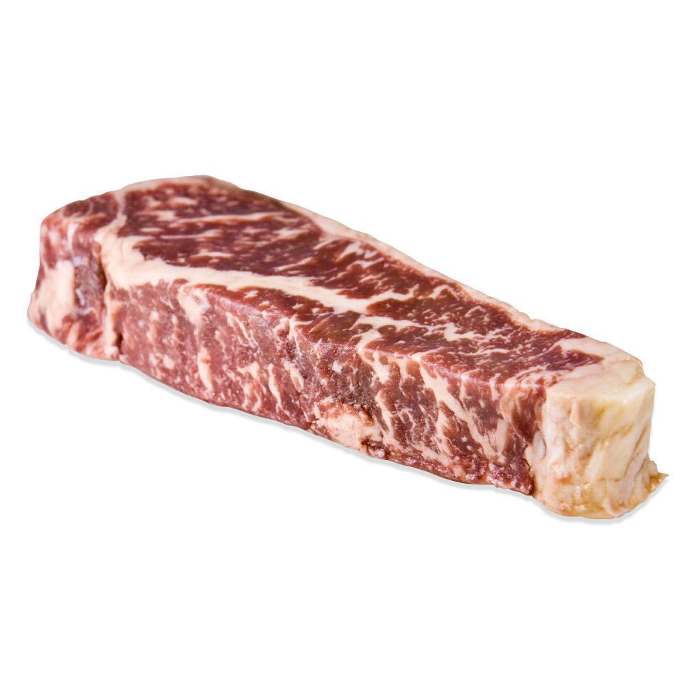 Wagyu Beef New York Strip Steaks