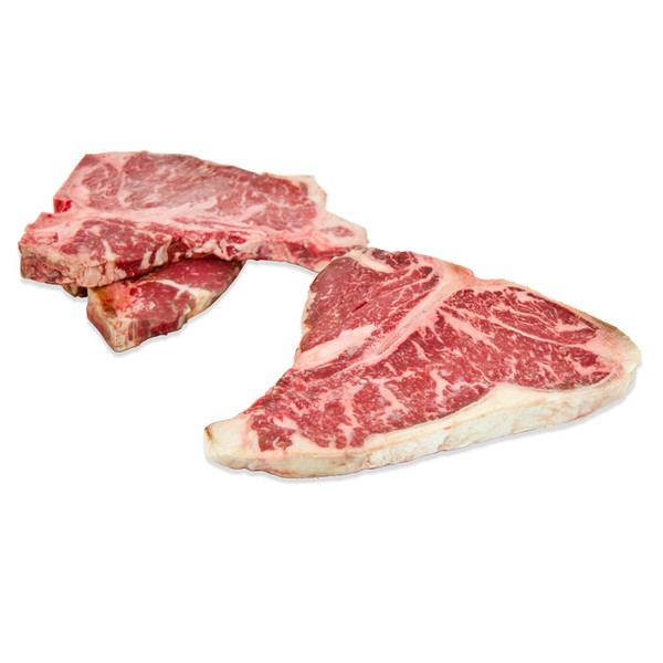 Wagyu Beef T-Bone Steaks
