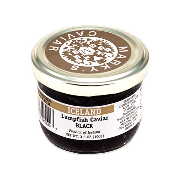 Black Lumpfish Caviar