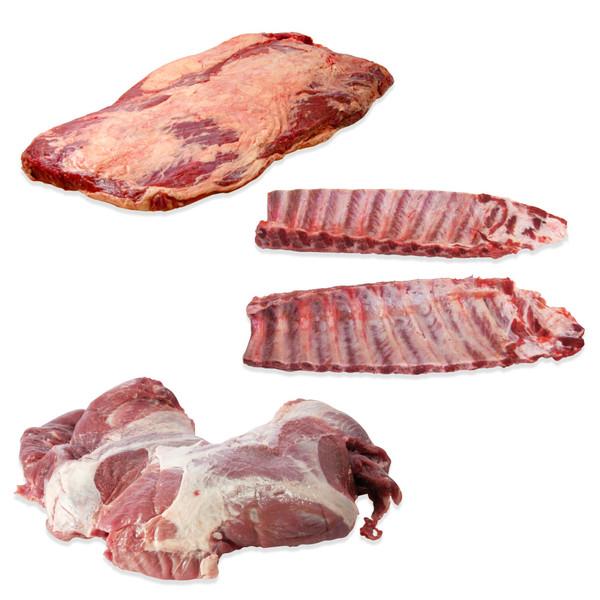BBQ Meats Sampler