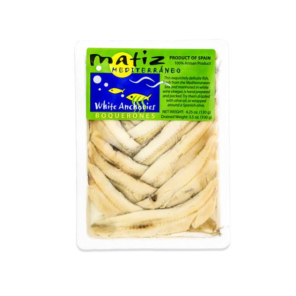 White Anchovy Fillets (Boquerones)