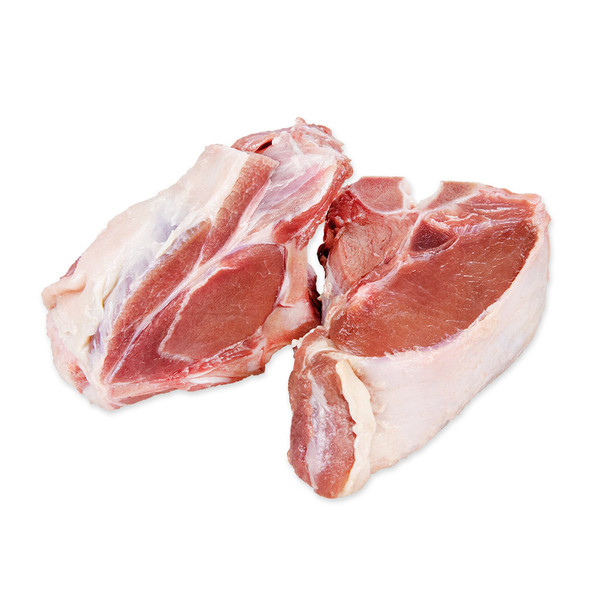 Wild Boar Frenched Saddle Chops-1