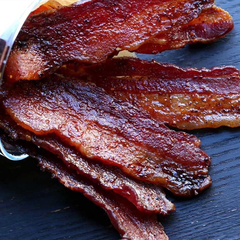 Wild Boar Uncured Maple Slab Bacon-3
