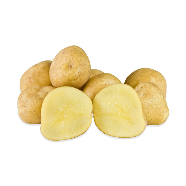 Yellow Finn Heirloom Potatoes