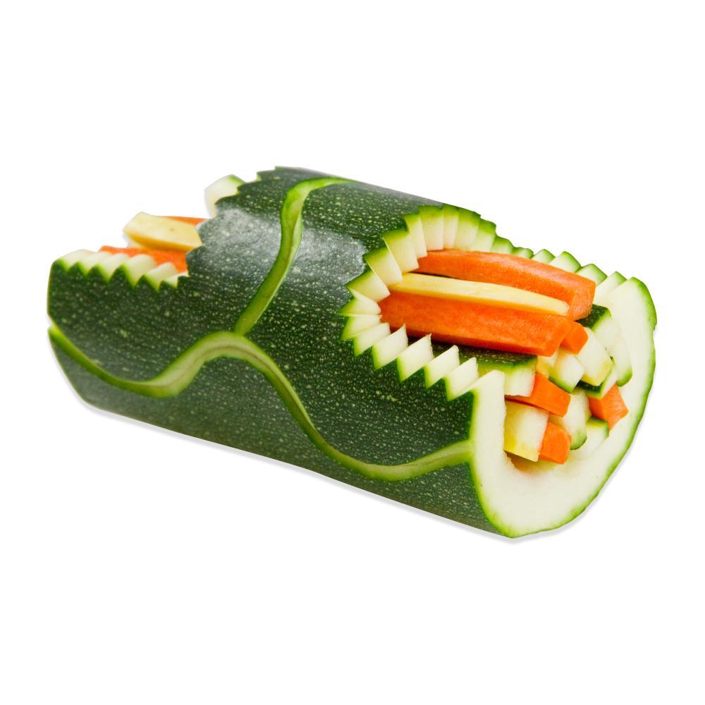 Zucchini Baskets-1