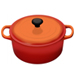 orange dutch oven