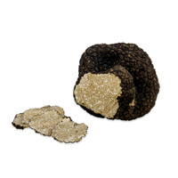 Burgundy Black Fall Truffles