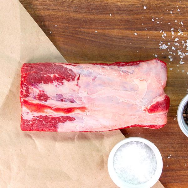 Grass-Fed Angus Beef Sliced Boneless Short Ribs-2