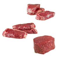 Grass-fed Beef Steakhouse Sampler