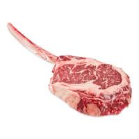 Wagyu Beef Ribeye Tomahawk Steaks