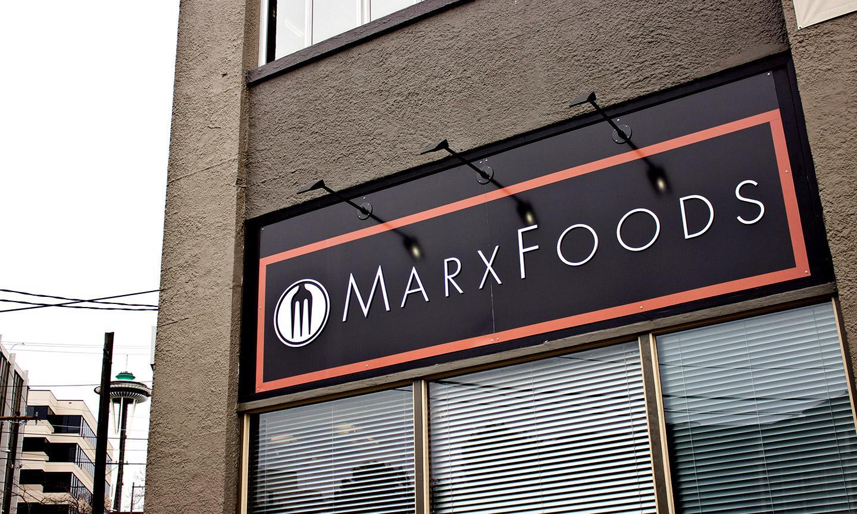 Marx Foods office facade