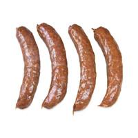 Smoked Ostrich Sausage w/ Pistachios