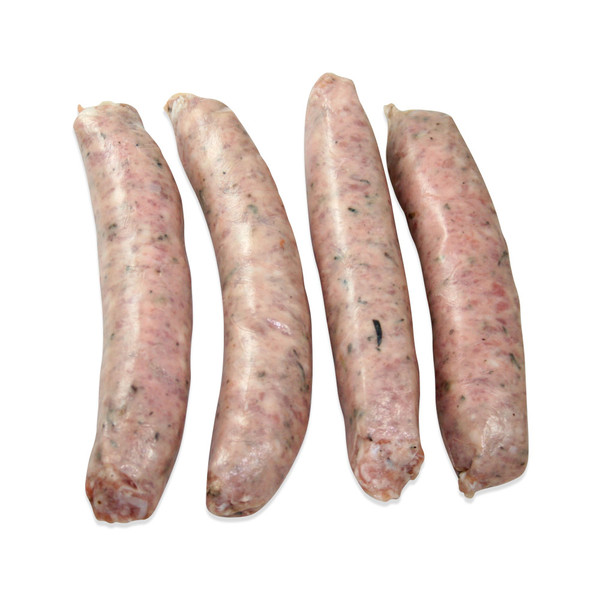 Rabbit Sausage with White Wine